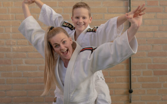 Budoschool Shuhari is nu Judoschool Zwart