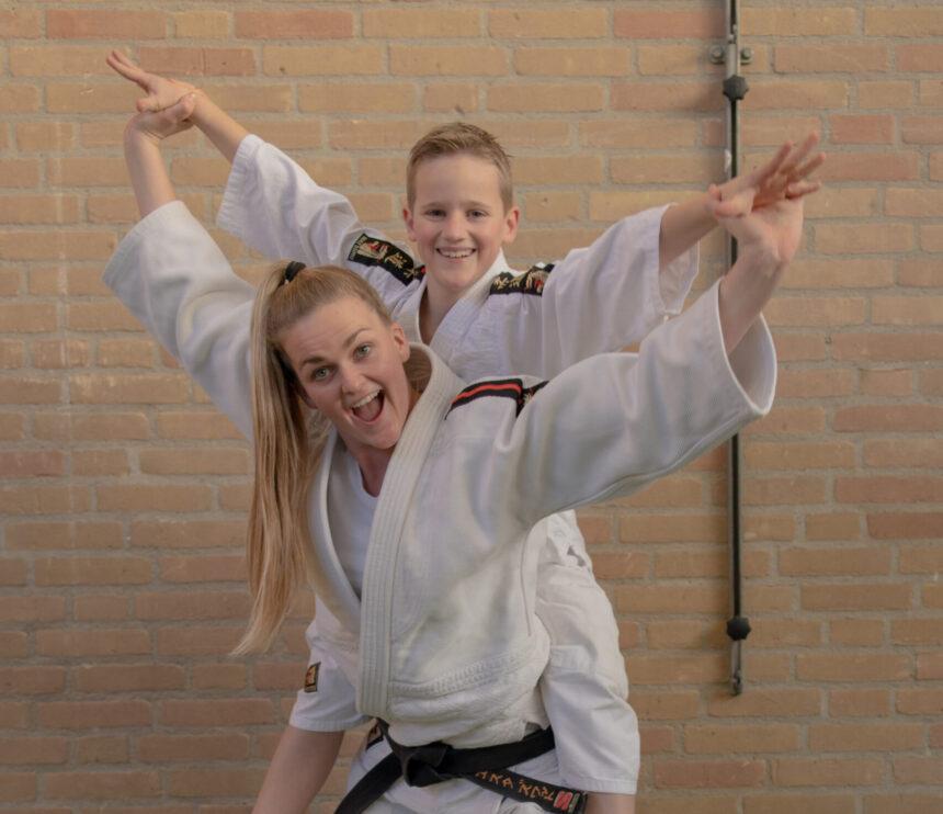 Budoschool Shuhari is nu Judoschool Zwart